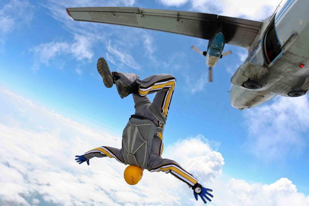 D. B. Cooper Airplane Hijack