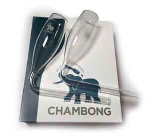 chambong champagne bong