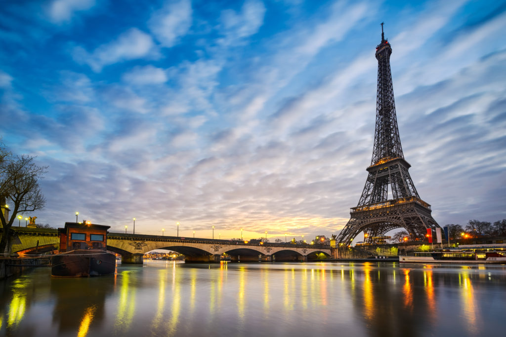 Fly to Paris on American Next Summer for Only ~$450