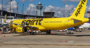 611a91029e14 Spirit Airlines Dramatically Drops Price of Checked Bags and Carry-ons  Purchased at Gate
