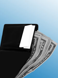 Wallet and Money | © Lilsqueaky59 | Dreamstime Stock Photos